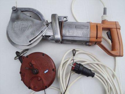 Дисковая электропила для