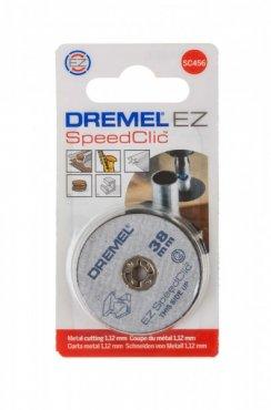 Відрізний круг Dremel SC456.  Купити в магазині