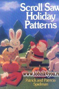 Scrollsaw Holiday Patterns (Зразки святкових прикрас для випилювання лобзиком)